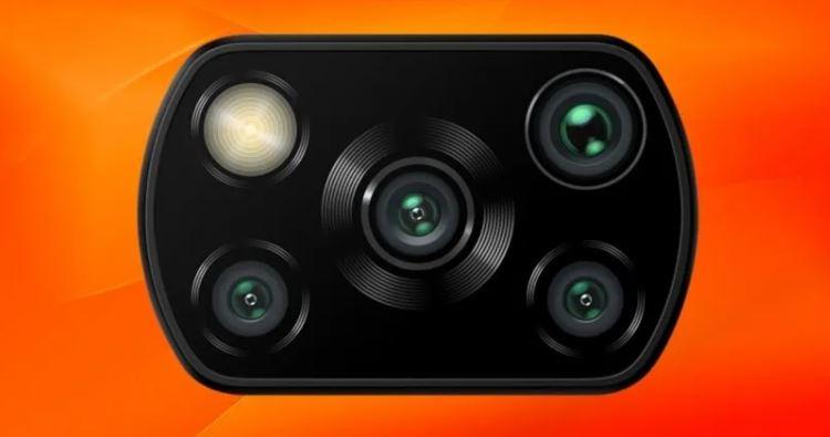 Блок камер Poco X3