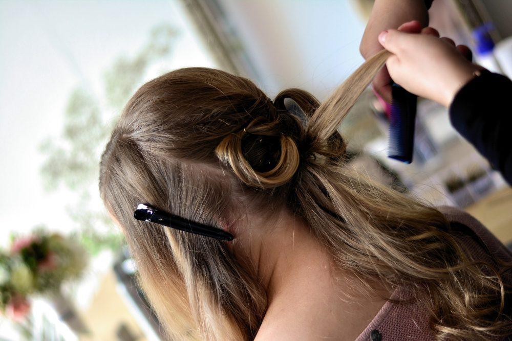 Випрямляч для довгого волосся