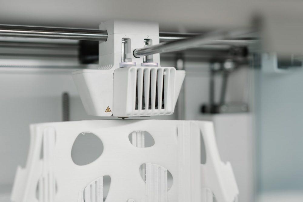 Печатающая головка 3D принтера