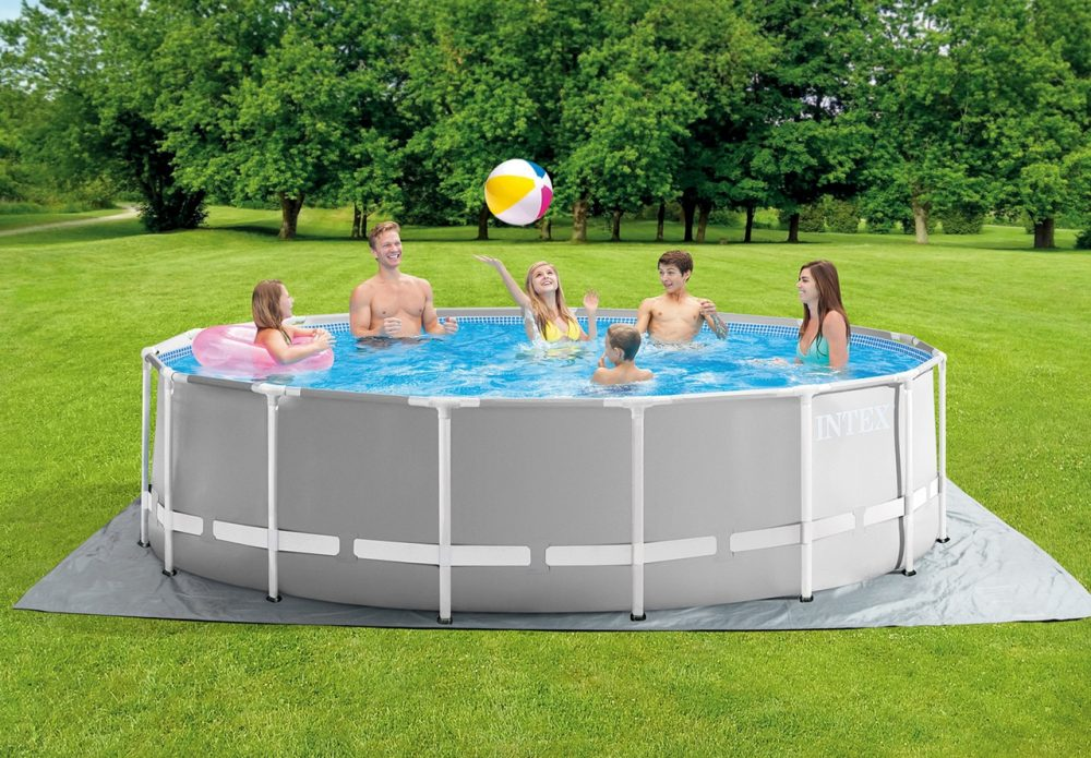 Як вибрати каркасний басейн