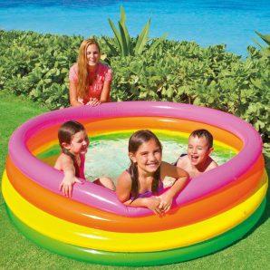 Як вибрати дитячий басейн