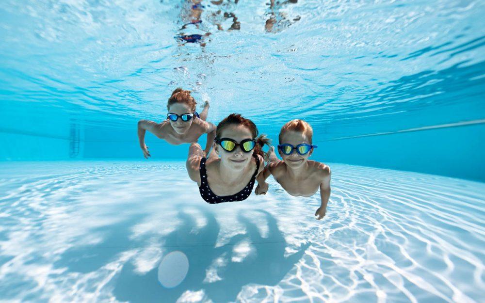 Який басейн краще каркасний або надувний