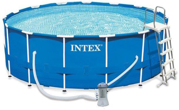 Каркасний басейн Intex
