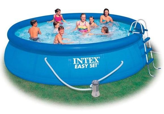 Надувний басейн Intex 28166