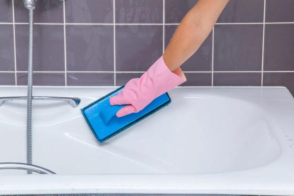 Як відмити ванну з акрилу