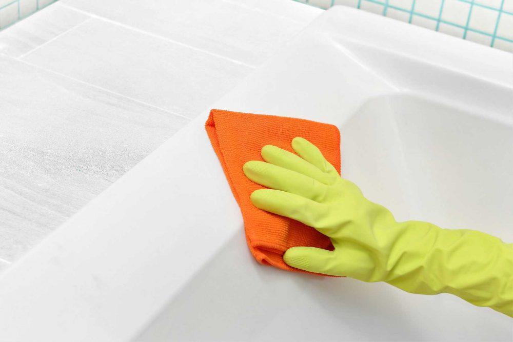 Як відмити ванну народні засоби