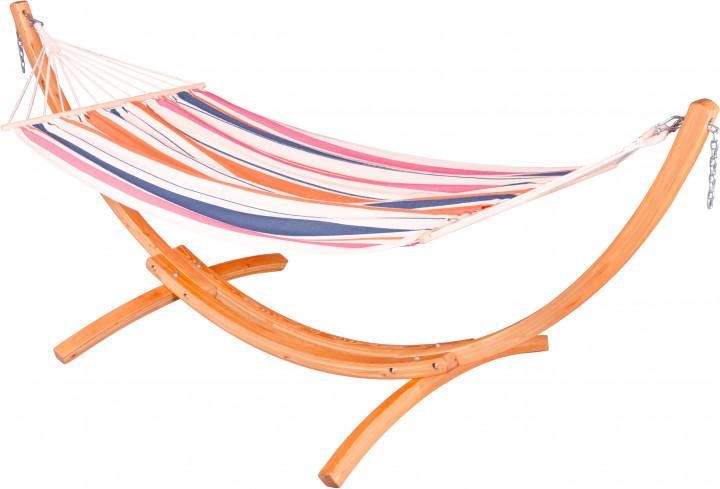Гамак со стойкой La Siesta Chillounge CH-XR30-52 Sunrise и столиком La Siesta Mesero