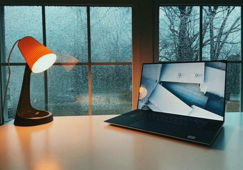 Настольная лампа для рабочего места