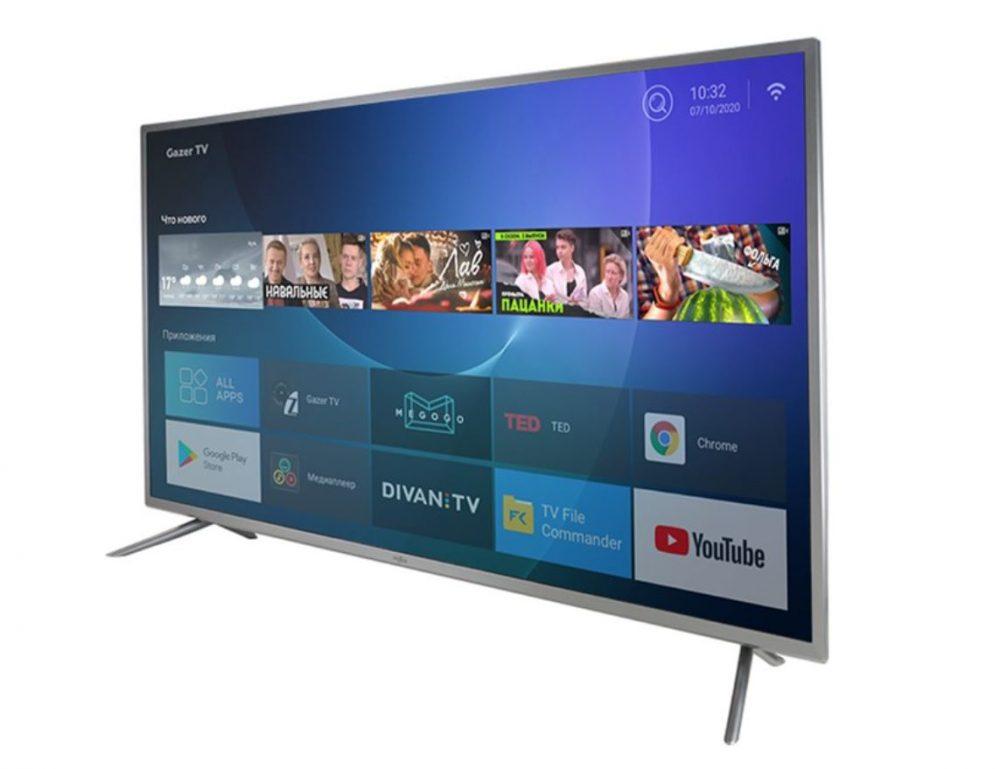 Телевизор Gazer TV43-US2G