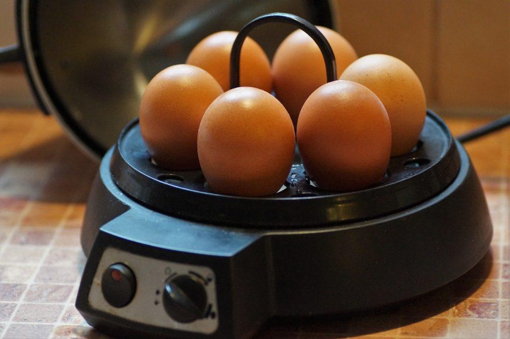 Як користуватися яйцеваркою