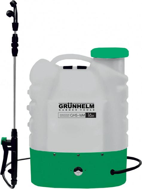 Обприскувач Grunhelm GHS-16M 16 л