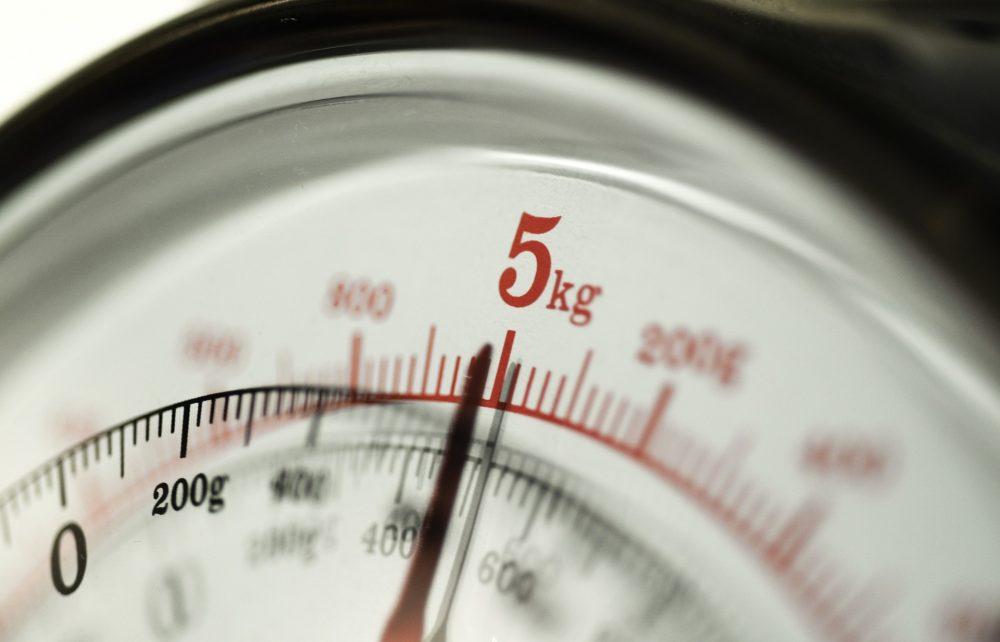 Механічні підлогові ваги