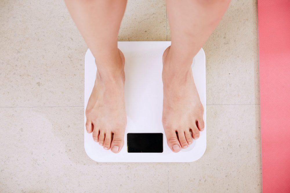 Напольные весы для домашнего взвешивания