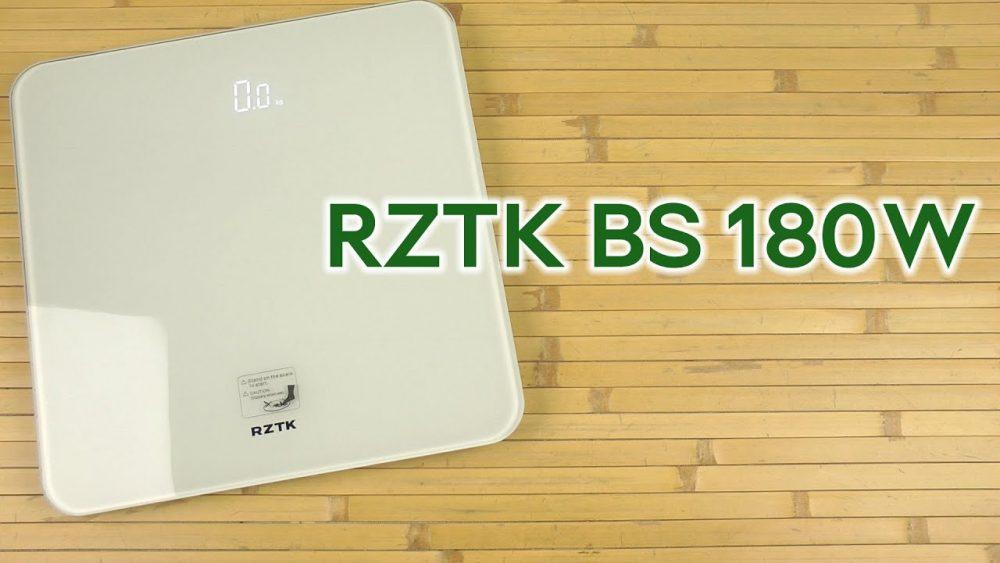 Весы напольные RZTK BS 180W