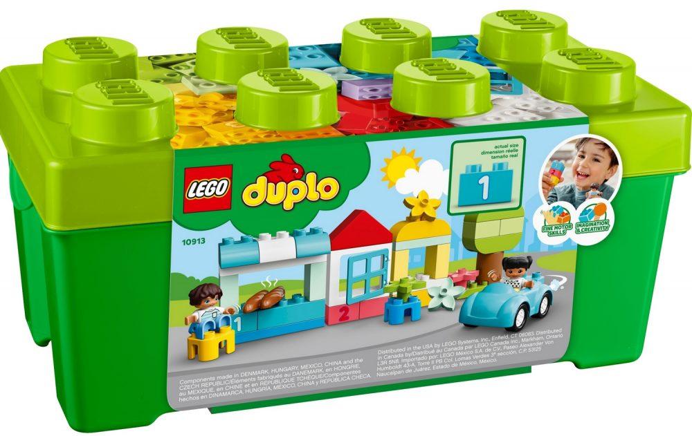 Конструктор LEGO DUPLO Classic