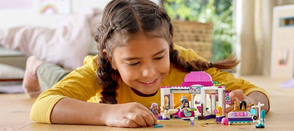 Конструкторы Лего для девочек