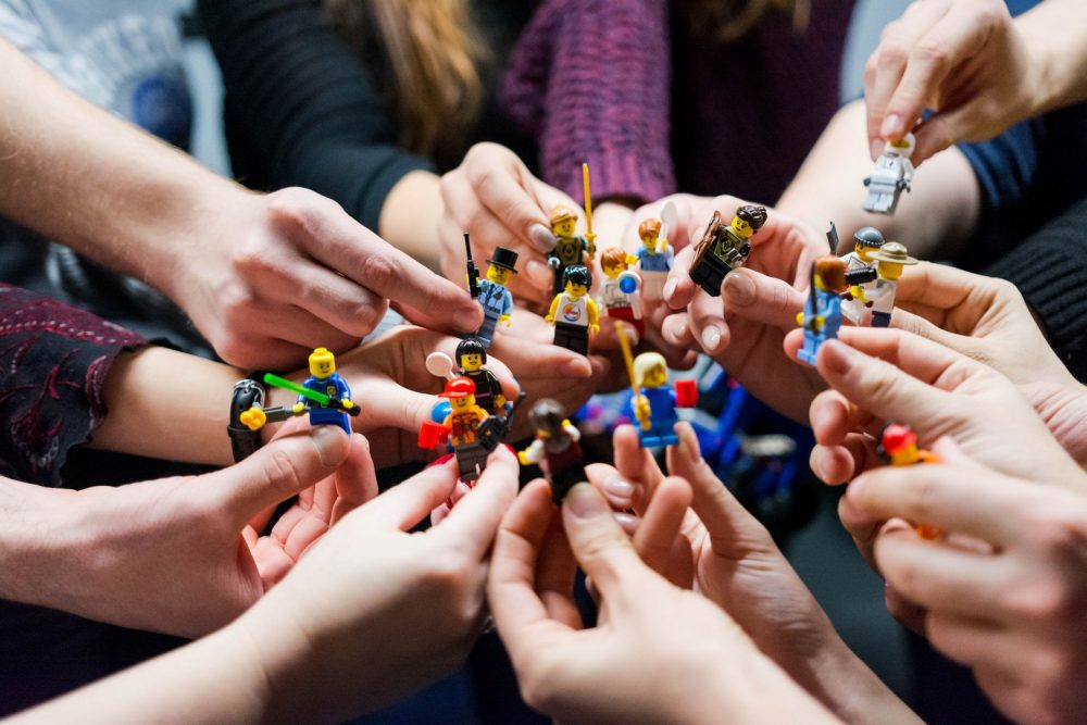 Серии Лего