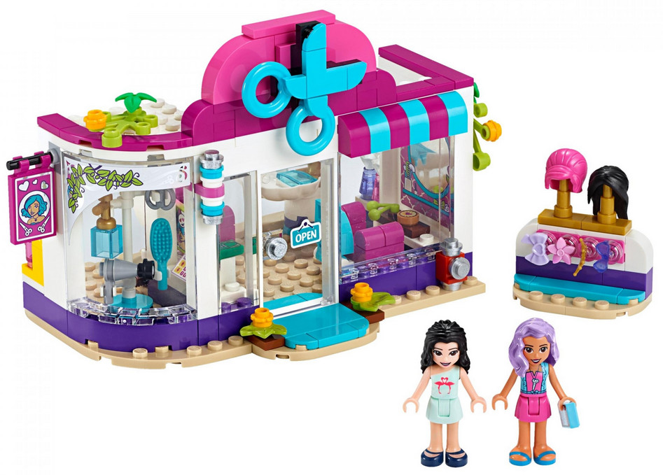 Конструктор LEGO Friends Парикмахерская Хартлейк Сити
