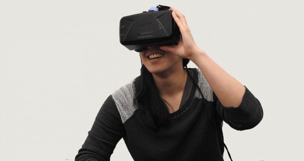 Віртуальні окуляри для смартфона