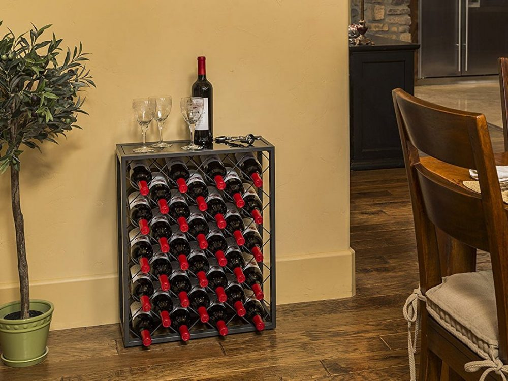Где хранить вино