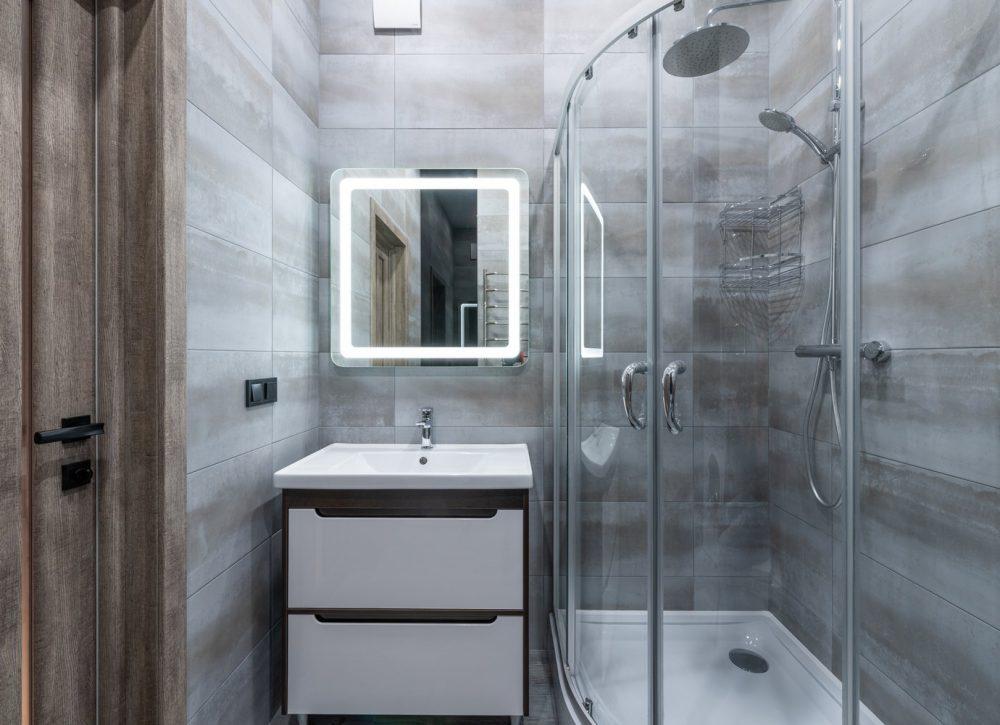 Маленькі душові кабінки
