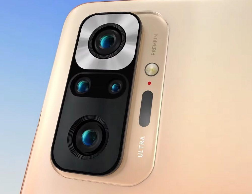 Блок камер Xiaomi Redmi Note 10