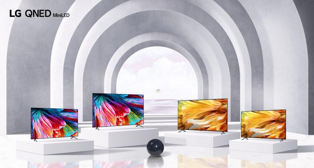 LG QNED Mini LED LTV 2021