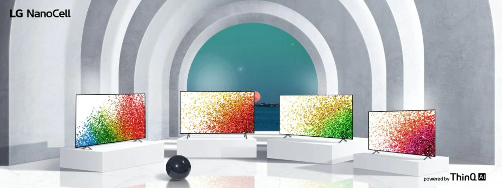 LG NanoCell LTV 2021