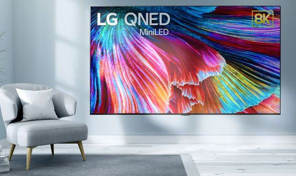 LG QNED TV 2021