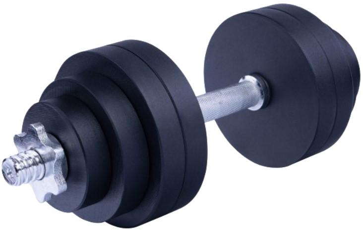Гантель наборная стальная Champion 19.5 кг