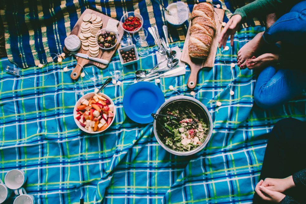 Що взяти на пікнік у парку
