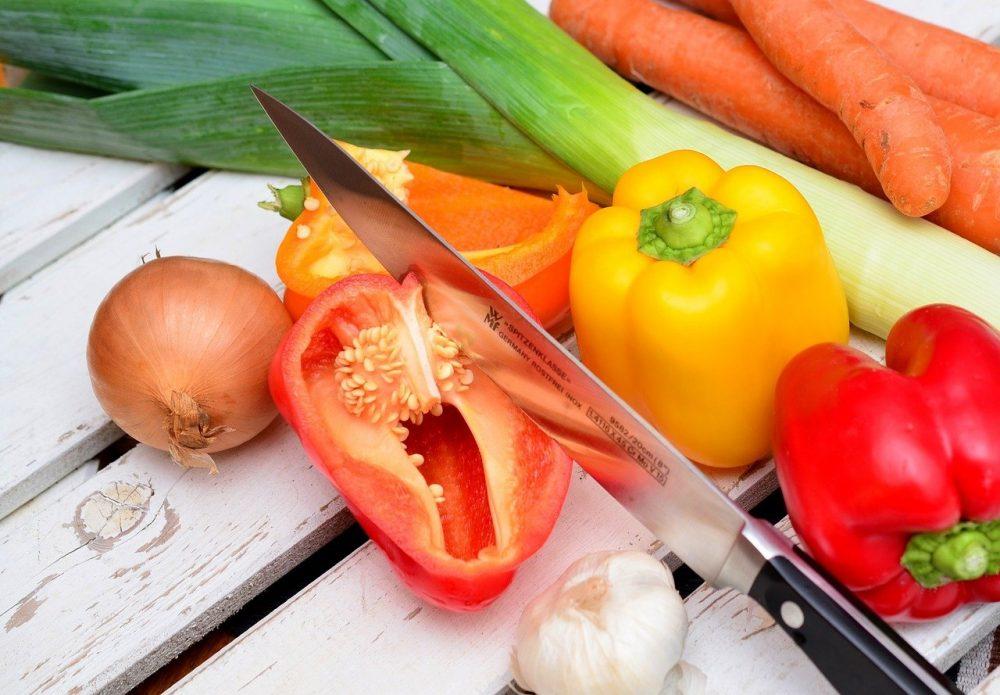 Зеленый борщ для вегетарианцев
