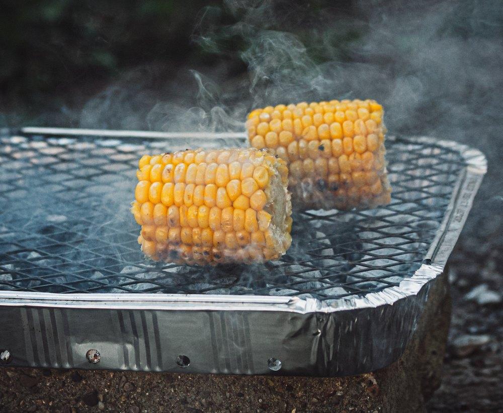 Как готовить кукурузу на гриле