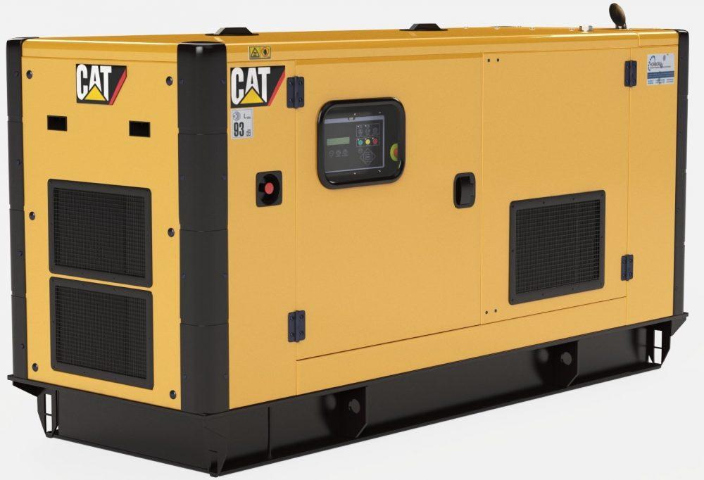 Стационарный дизельный генератор