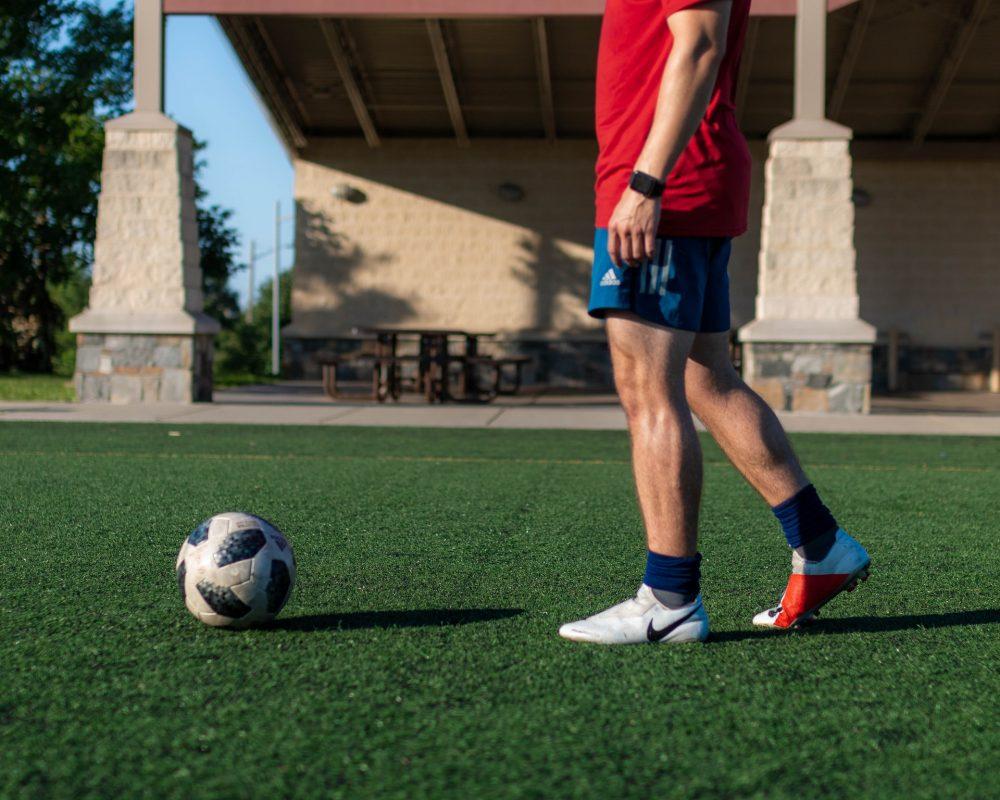 Як вибрати футбольний м'яч
