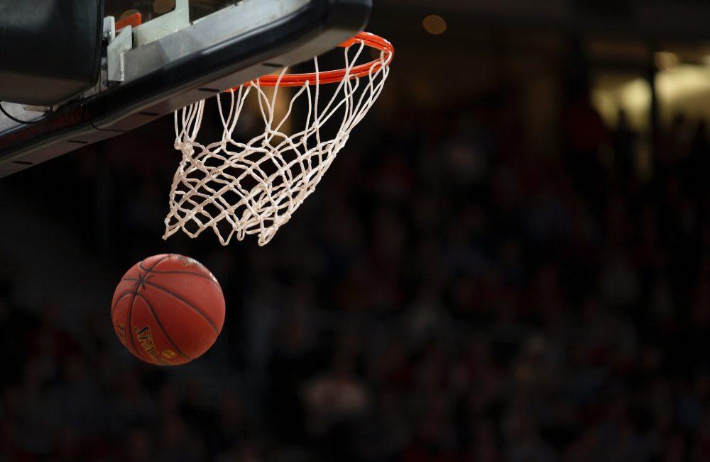 Як вибрати баскетбольний м'яч