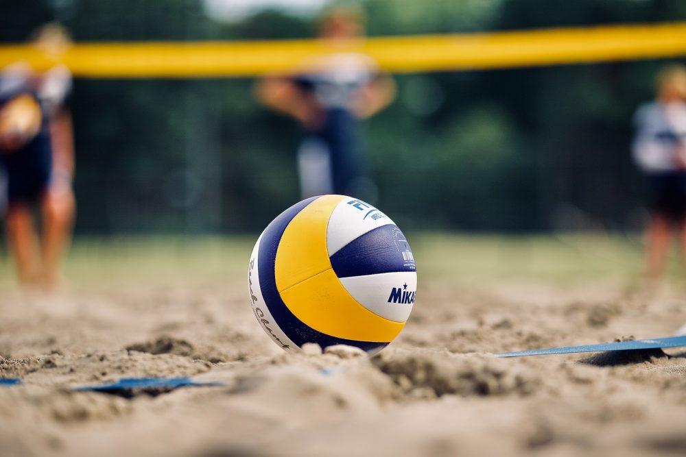 Як вибрати волейбольний м'яч