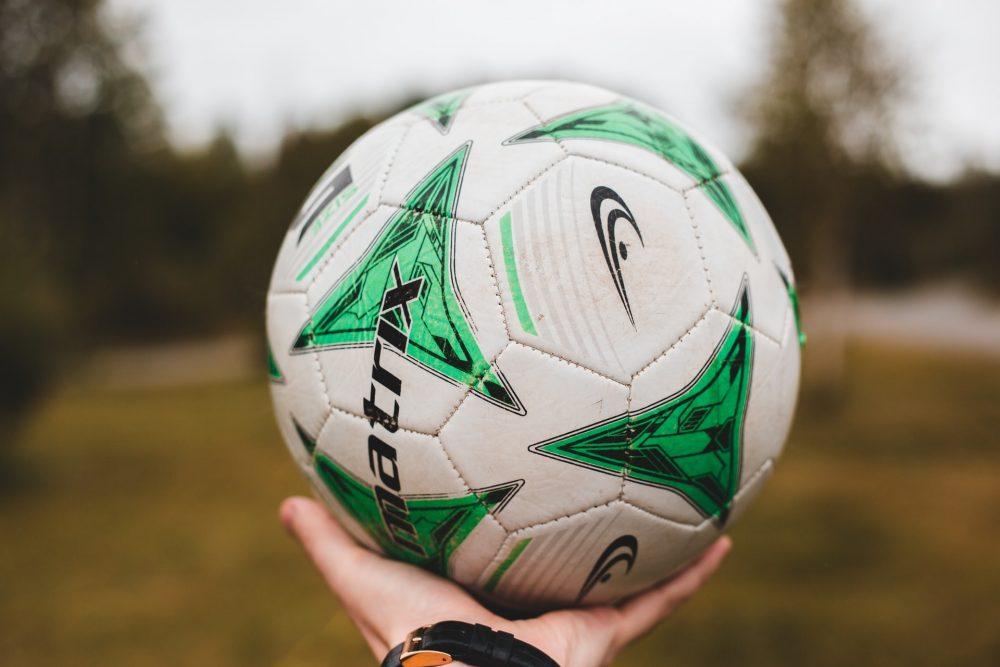 Розміри м'ячів
