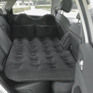 Автомобильный матрас GLZ Motors на заднее сиденье с подголовником