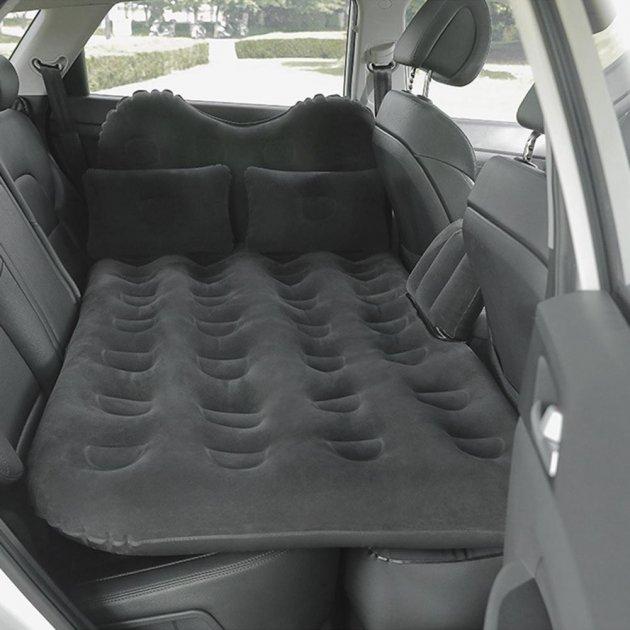 Автомобільний матрац GLZ Motors на заднє сидіння з підголовником