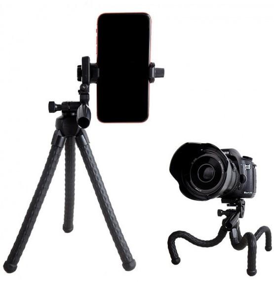 Гнучкий штатив восьминіг Yunteng 3280 для телефону/камери