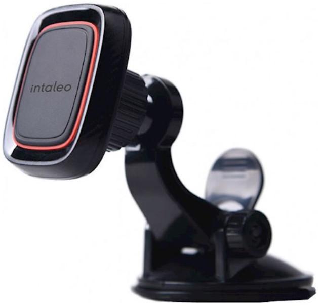 Автодержатель для телефона магнитный Intaleo CM01GP
