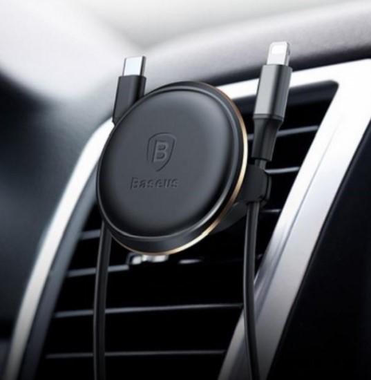 Автодержатель для телефона Baseus Magnetic Air Vent Car Mount Holder