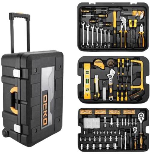 Набор инструментов Deko DKMT258 258 предметов