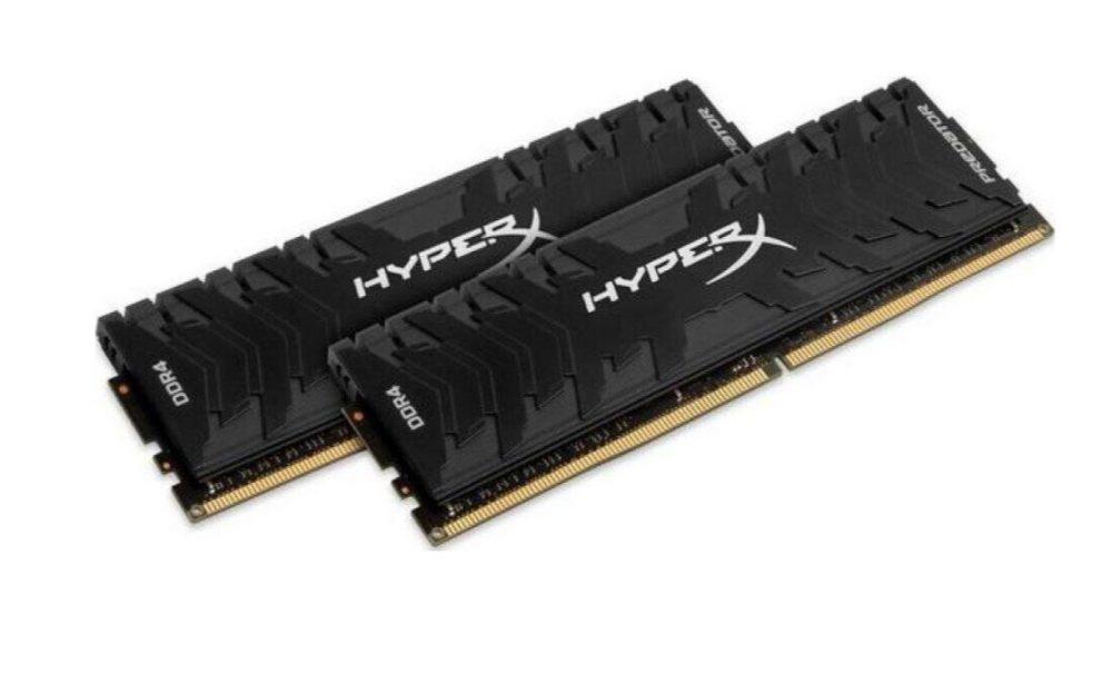 HyperX DDR4-3000 16384MB PC4-24000 (Kit of 2x8192) Predator