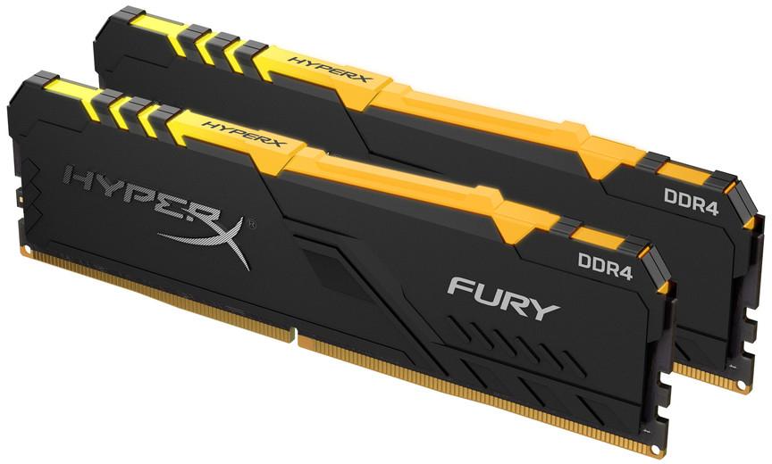 HyperX DDR4-3466 16384MB PC4-27700 (Kit of 2x8192) Fury