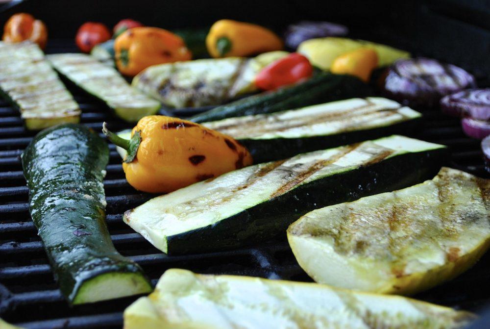 Як приготувати овочі гриль у духовці
