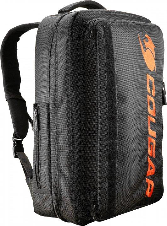 "Рюкзак для ноутбука Cougar Fortress 15.6"" Black/Orange"