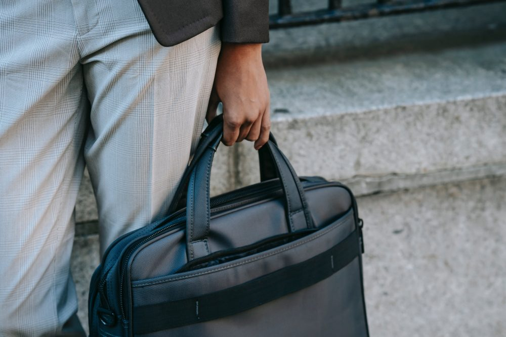 Размер сумки для ноутбуков