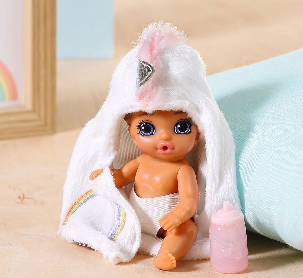 Ігровий набір з лялькою Baby Born Чарівний сюрприз